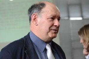 Rudolf Kollár. predseda  martinskej mestskej časti Podháj - Stráne.