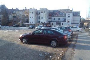 Parkovisko na ulici Daniela Dlabača bolo len dočasné riešenie.