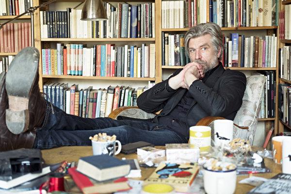 Karl Ove Knausgård - Archív SME