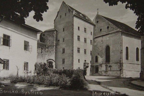 Prvé mestské múzeum v Matejovom dome