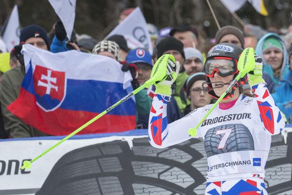 Petra Vlhová má aj v sezóne 2018/2019 nabitý program.