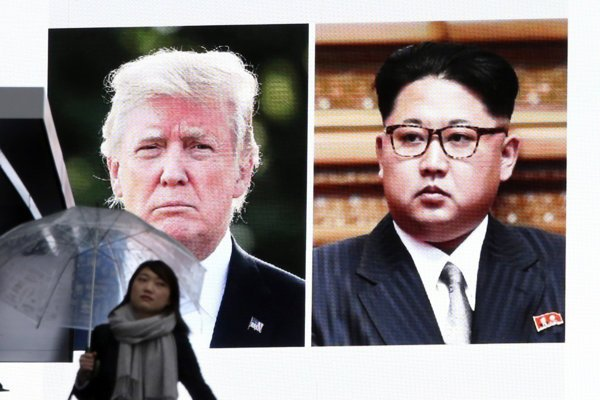 Šéf Bieleho domu vyjadril ochotu stretnúť sa s Kim Čong-unom.