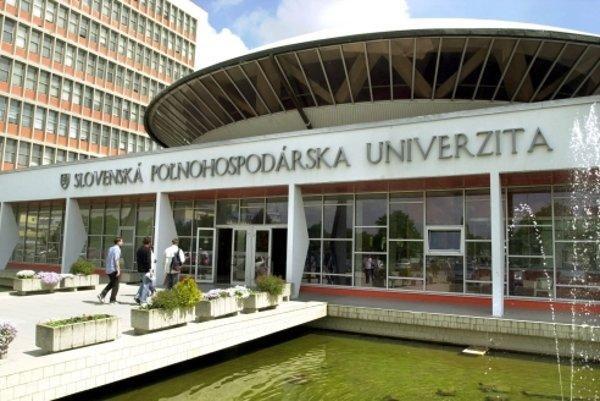 Areál Slovenskej poľnohospodárskej univerzity sa stal na jar 2014 národnou kultúrnou pamiatkou.