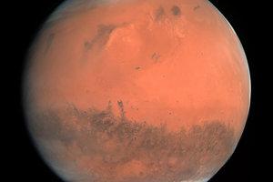 Planéta Mars - Archív SME