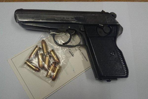 V Senici nakúpili 10 kusov samonabíjacích pištolí značky GLOCK 17 piatej generácie.