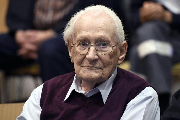 Oskar Gröning.