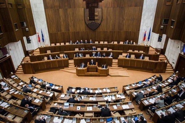 Parlament SR.