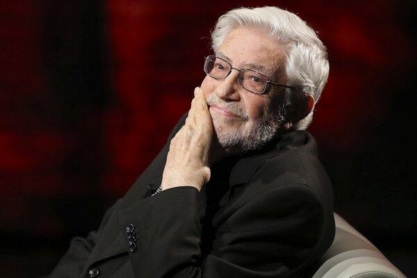 Ettore Scola mal 84 rokov.