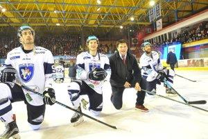Bude to už rok, čo vpamätnej štvrťfinálovej sérii Martin vyradil Košice.