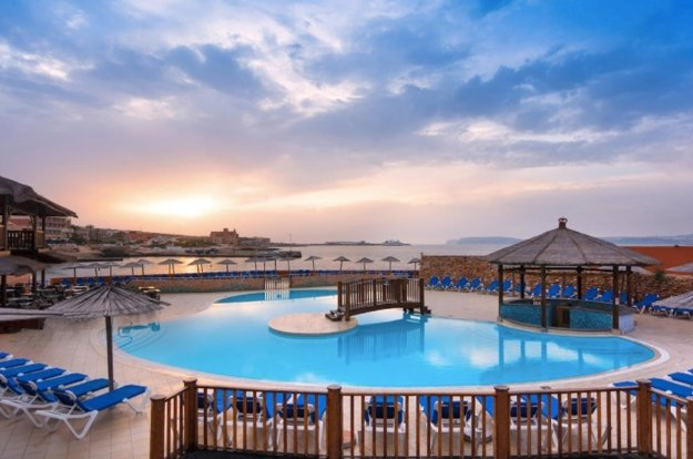 4* Ramla Bay Beach Resort