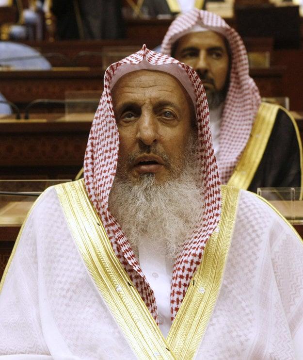 Saudskoarabský veľký muftí zjavne nie je šachovým fanúšikom.