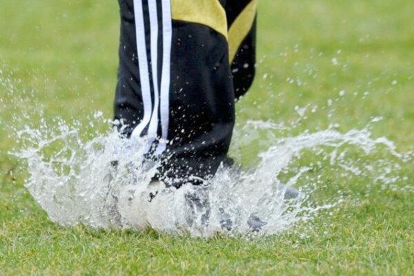 Počasie pokazilo futbal v okrese
