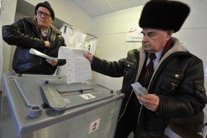 Voľby sa začali najskôr na Kamčatke a Čukotke.