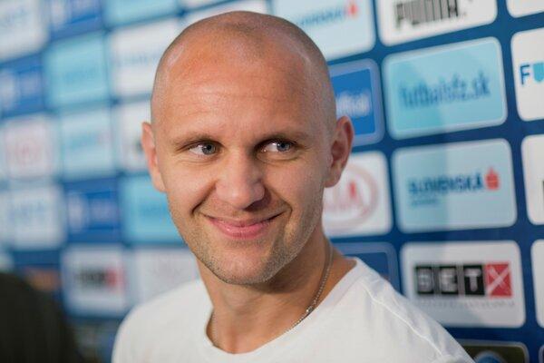 Lukáš Tesák - futbalista z Ihráča.