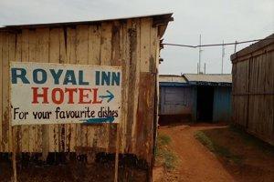 """Aj takéto ubytovanie ponúka Afrika... Hotel si unás predstavujeme """"trochu"""" ináč."""