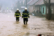 Jedna z najväčších povodní na Vianoce v roku 2009.