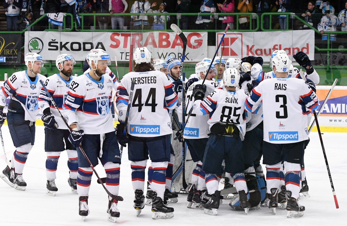 Nitra Will Not Be In The 2018 2019 Hockey League
