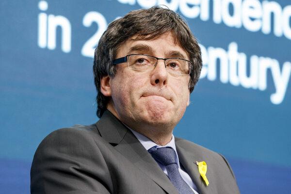 Vodca katalánskych separatistov bol od štvrtka na návšteve Fínska.