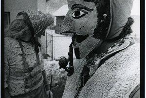 Sádočné, Fačkov, Ďurčiná, Briestenné, Čičmany - obce, ktoré brázdil Ivan Köhler počas fašiangov v 70. rokoch minulého storočia.