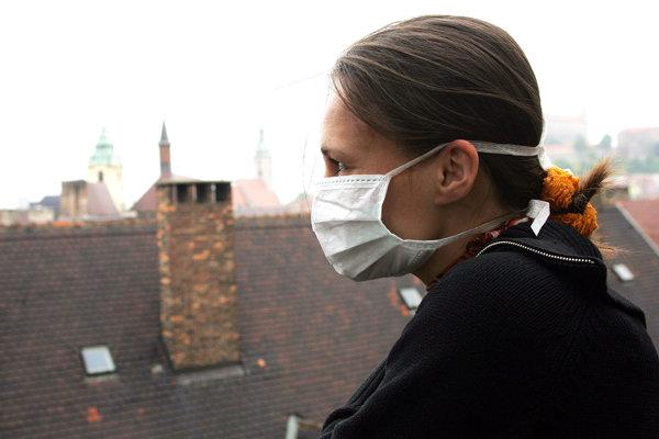 Ovzdušie je príliš znečistené. Auž nielen vmestách, ale aj vpodhorských oblastiach.