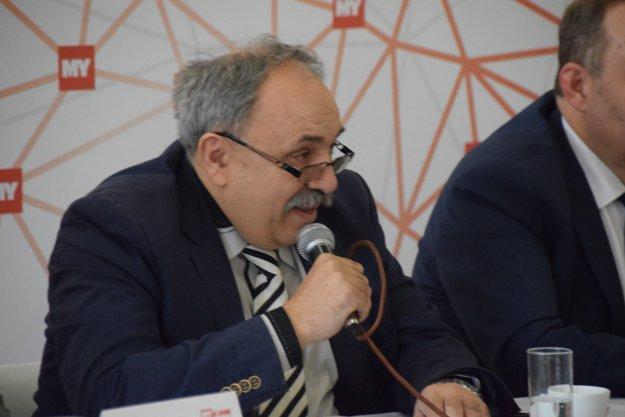 Jozef Grapa, primátor mesta Krásno nad Kysucou