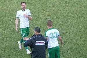 Filip Tomovič zápas v Seredi nedohral. Za stavu 4:0 pre Sereď ho v 69. minúte vystriedal Tomáš Majtán.