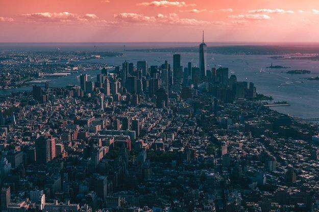 Panoráma New Yorku