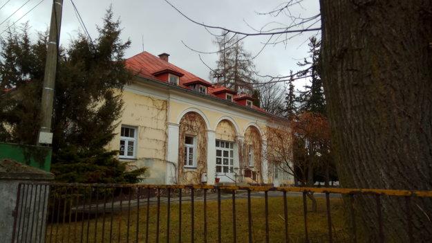 Špeciálna škola v Liptovskom Jáne sídli v historickej budove