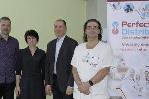 Na prvom obnovenom seminári prednášali lekári Kočajda,  Lysinová, Thonhauser a Panuška.