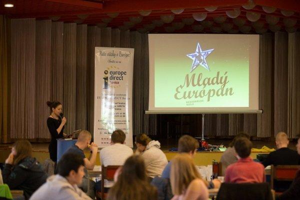 Študenti stredných škôl Trnavského kraja si zmerali svoje vedomosti o Európskej únii.