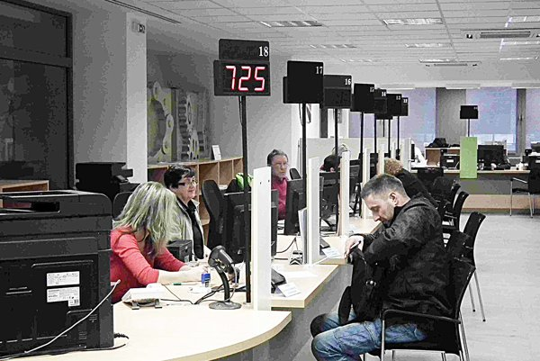 Klientske centrum zjednoduší obyvateľom vybavovanie ich záležitostí. Pribudli aj niektoré oddelenia z polície.