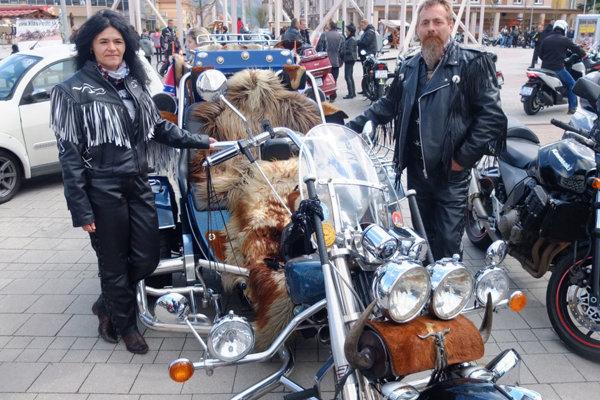 Žiarska motojazda si získala fanúšikov.