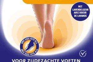 Eeltsokken/calluses socks  – ponožky proti stvrdnutej pokožke
