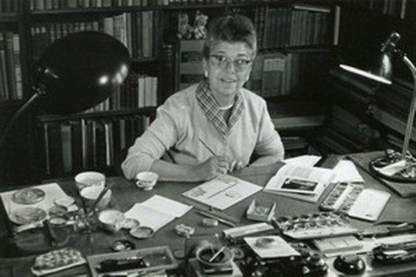 Mária Szepes, prvá dáma maďarskej ezoteriky.