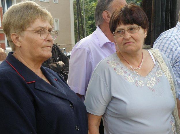 Milada Hlavnová (vľavo) a Blažena Urbanová mali v čase tragédie sedemnásť rokov. Pani Blažena pri nej prišla o mamu.