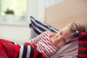 Bolesť brucha u detí môže byť vážnym príznakom.