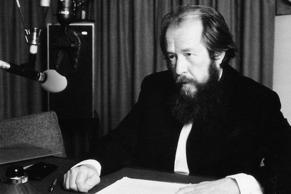 Alexander Solženicyn.