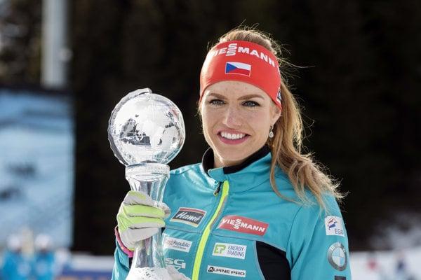 Gabriela Koukalová vynechá aj nasledujúcu biatlonovú sezónu.