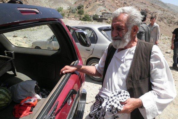 Muhammad Jounus  mi pomohol pochopiť dušu afganského chlapa so všetkými jej zákutiami.