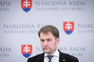 OĽaNO chce podľa Matoviča hovoriť o zmenách v zákone o volebnej kampani a o príspevku strán kandidátom v prezidentskej predvolebnej kampani.