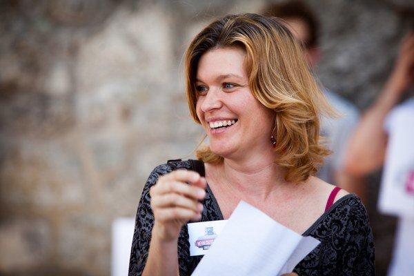 Riaditeľka Aliancie Fair-play Zuzana Wienk.