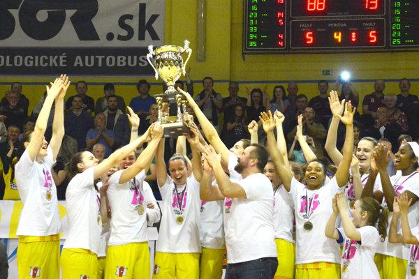 Posledný titul pre Good Angels Košice.