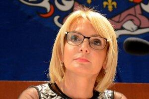 Viceprimátorka Košíc Renáta Lenártová na otázky do uzávierky neodpovedala.