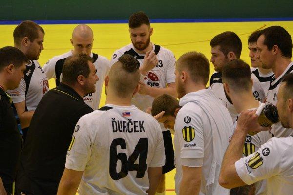 Topoľčany sa v semifinále play-off stretnú s Považskou Bystricou.