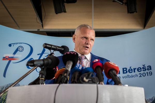 Imrich Béreš oznámil prezidentskú kandidatúru.