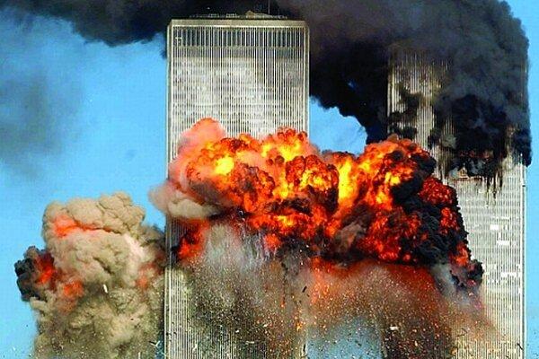 Útok na Svetové obchodné centrum.