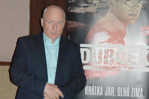 Režisér Laco Halama. Verí, že film osloví rôzne vekové kategórie divákov.