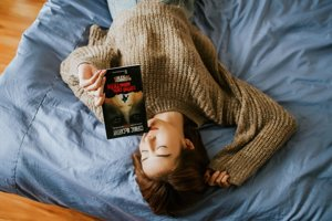 Strávte čas napríklad pri knihe.