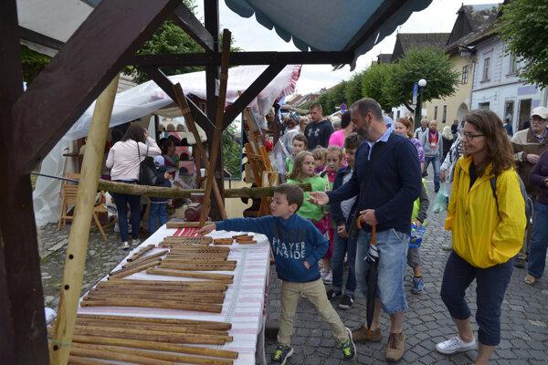 Festival remesiel každý rok zaplní Kežmarok.
