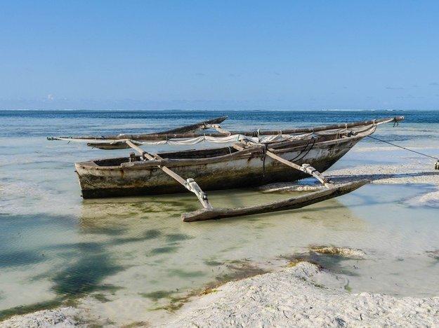Zanzibar, Tanzánia.